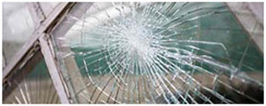 Baildon Smashed Glass